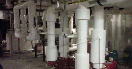 Commercial Plumbing Insulation